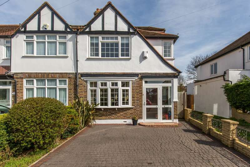 4 Bedrooms End Of Terrace House for sale in Aviemore Way, Beckenham