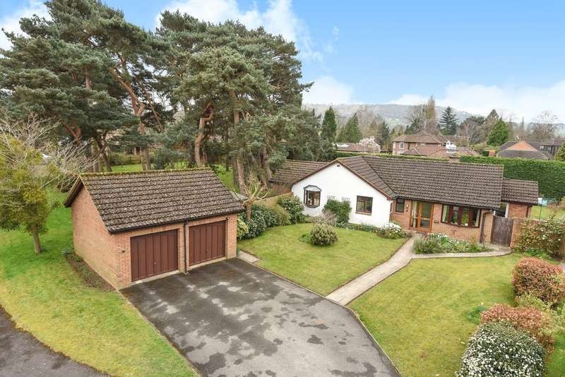 4 Bedrooms Detached Bungalow for sale in Charlton Park