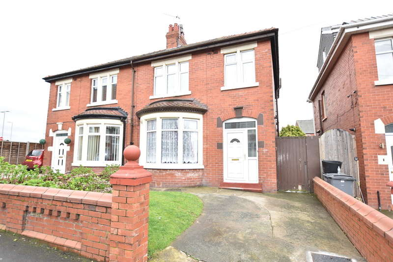 3 Bedrooms Semi Detached House for sale in Bennett Avenue, Blackpool