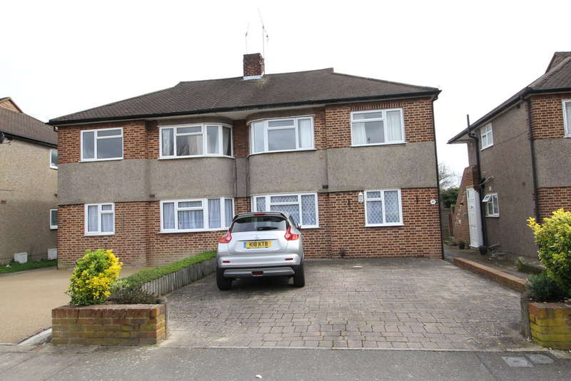 2 Bedrooms Flat for sale in Transmere Road, Petts Wood