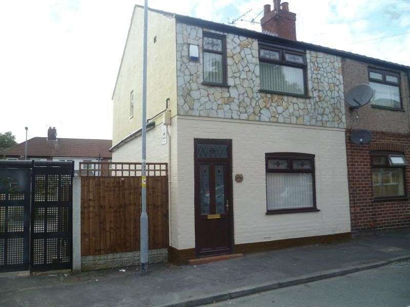 3 Bedrooms Terraced House for sale in Brook Street, Prescot