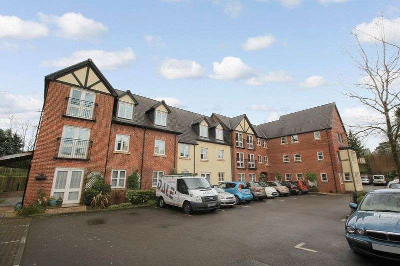 1 Bedroom Retirement Property for sale in Pritchard Court, Cardiff, CF5 2DE