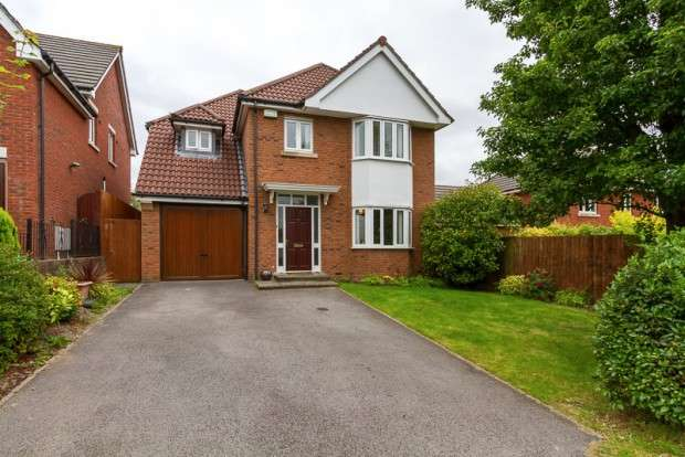 4 Bedrooms Detached House for sale in Old Mill Drive, St. Fagans, Cardiff, CF5