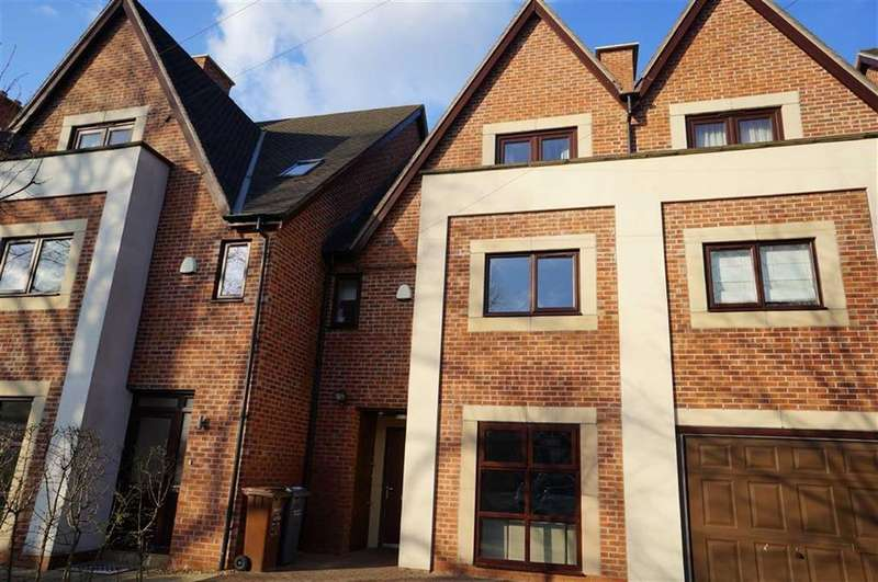 4 Bedrooms Terraced House for sale in Darley Avenue, Chorlton, Manchester, M21