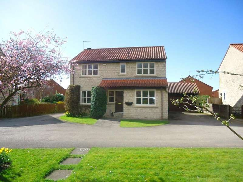 4 Bedrooms House for sale in Con Owl Close, Helmsley, York