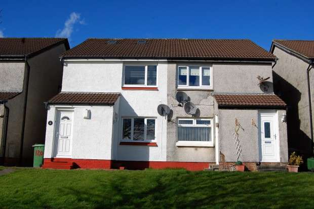 1 Bedroom Flat for sale in Craigflower Road, Parkhouse, G53
