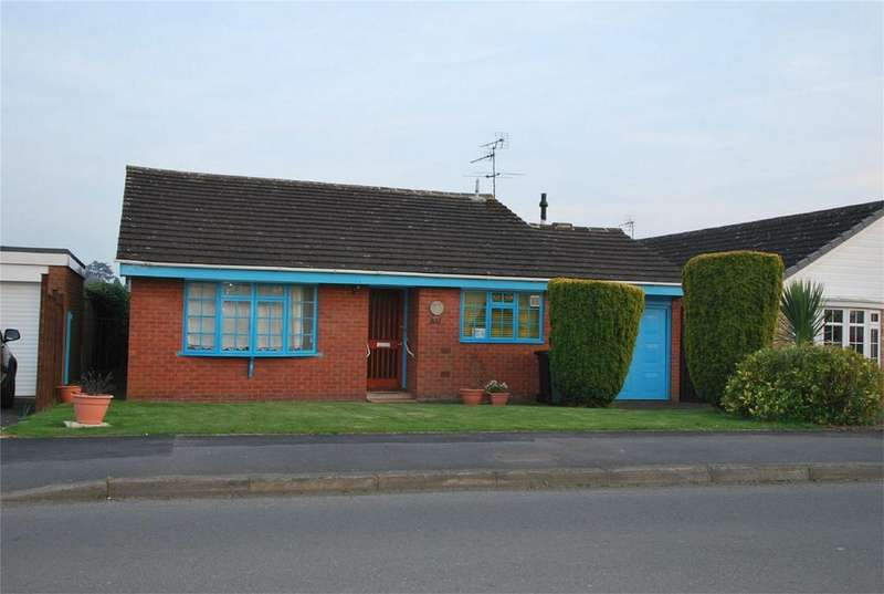 3 Bedrooms Detached Bungalow for sale in Buckfield Road, Leominster, Herefordshire