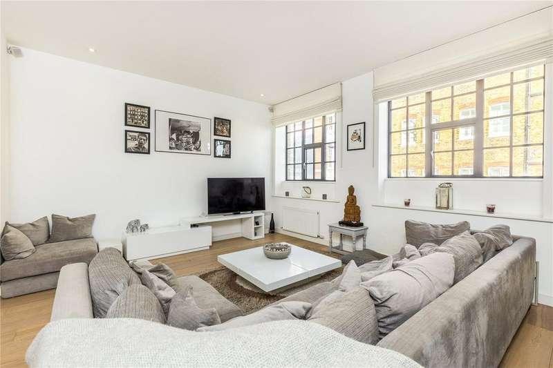 3 Bedrooms Flat for sale in Newpark House, 2 Warple Way, London, W3
