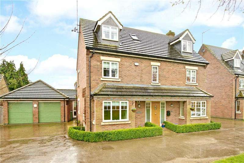 5 Bedrooms Detached House for sale in Spinney View, Deanshanger, Milton Keynes, Northamptonshire