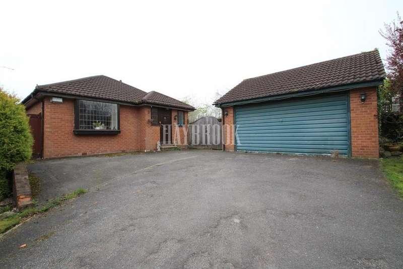 3 Bedrooms Bungalow for sale in Cutler Close, Killamarsh