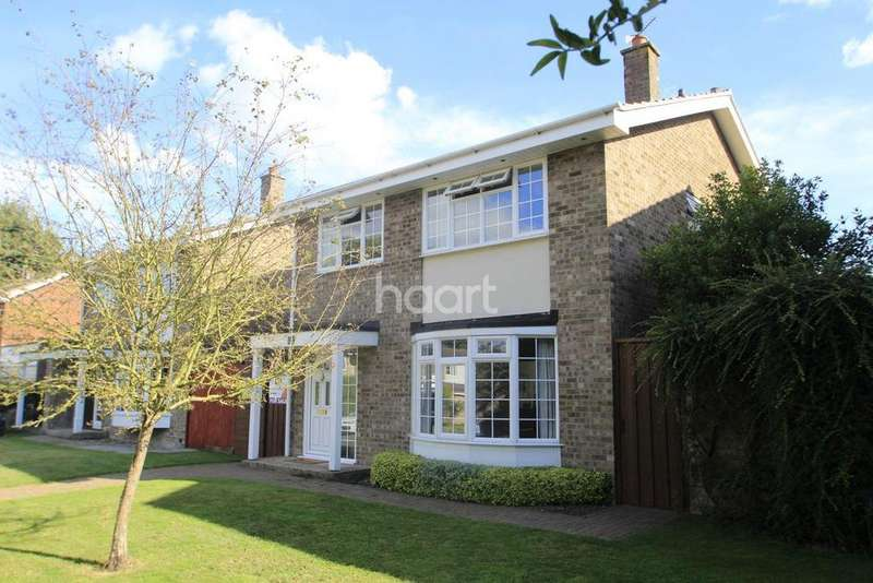 4 Bedrooms Detached House for sale in The Lawns, Melbourn