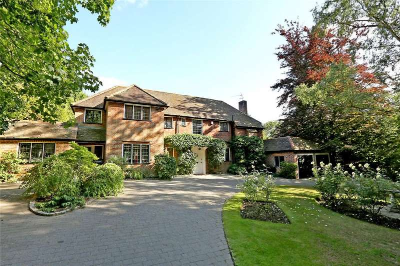 5 Bedrooms Detached House for sale in Woodside Hill, Chalfont Heights, Gerrards Cross, Buckinghamshire