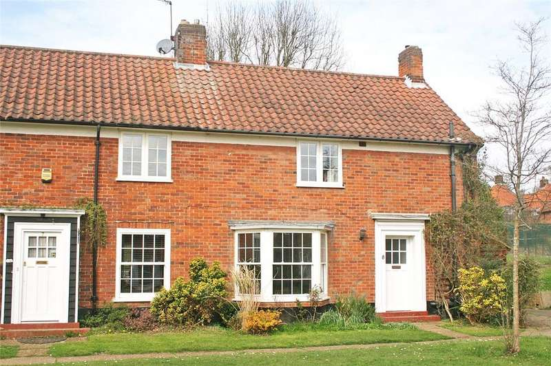 4 Bedrooms End Of Terrace House for sale in Walden Place, Welwyn Garden City, Hertfordshire