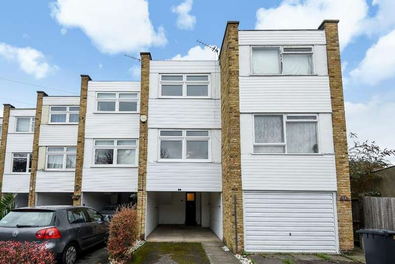 2 Bedrooms Town House for sale in Micheldever Road Lee SE12