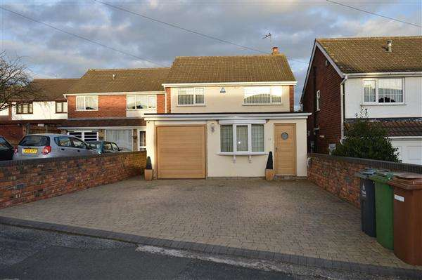 3 Bedrooms Detached House for sale in Dunbar Grove, Park Farm, Great Barr