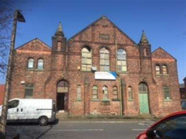 Commercial Property for sale in Chapel House Smyrna St, Radcliffe