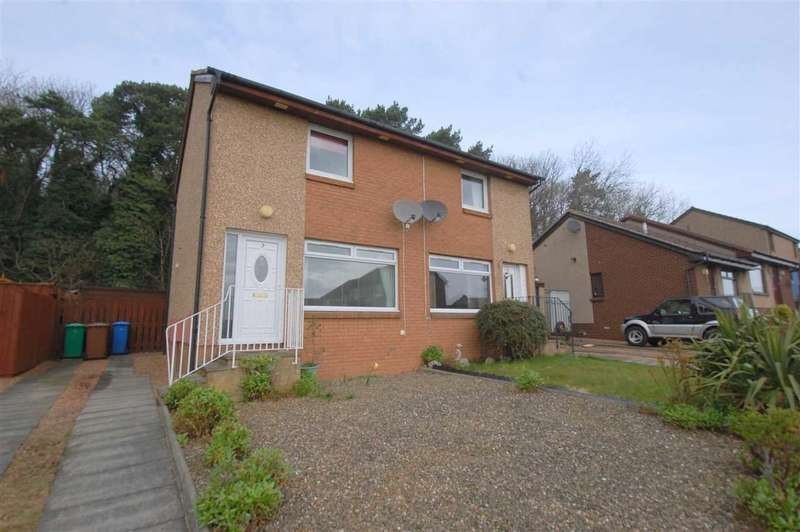 2 Bedrooms Semi-detached Villa House for sale in Morlich Park, Dalgety Bay