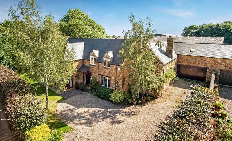 6 Bedrooms Detached House for sale in Duns Tew Road, Hempton, Banbury, Oxfordshire, OX15