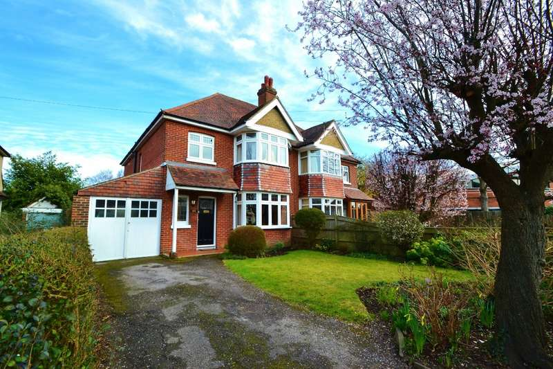 4 Bedrooms Semi Detached House for sale in Upper Shirley