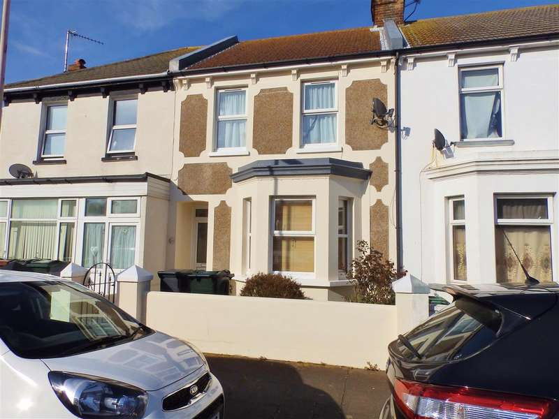 3 Bedrooms Terraced House for sale in Seaford Road, Eastbourne