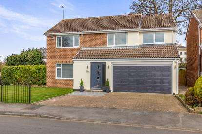 5 Bedrooms Detached House for sale in Malvern Drive, Stokesley, North Yorkshire
