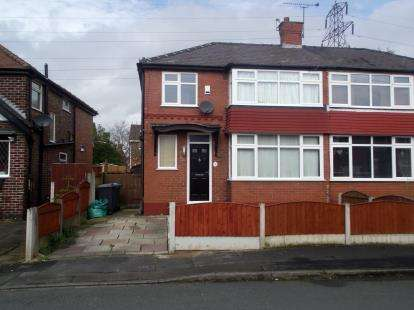 3 Bedrooms Semi Detached House for sale in Runnymede, Woolston, Warrington, Cheshire