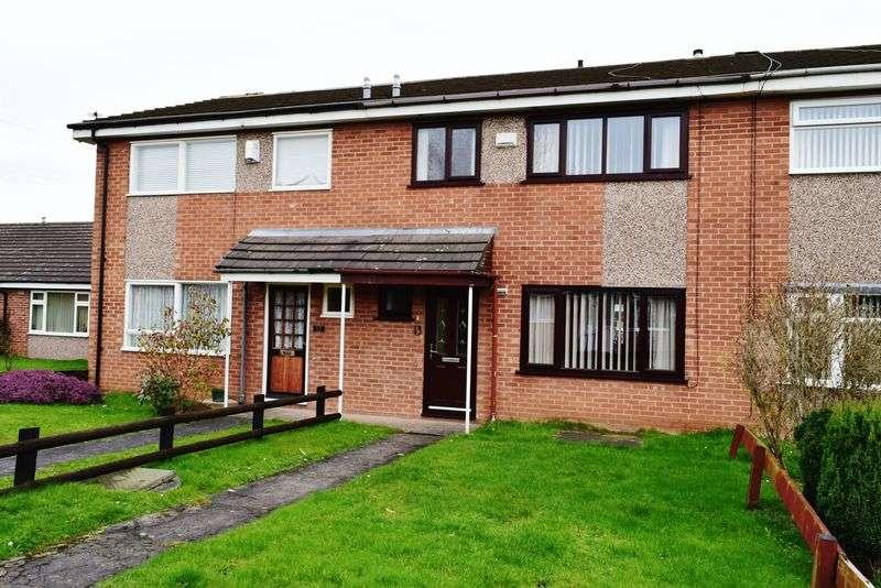 3 Bedrooms Semi Detached House for sale in Dover Court, Ellesmere Port