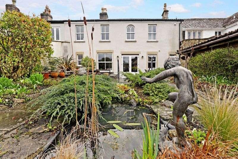 4 Bedrooms Terraced House for sale in Ferras House, Grants Lane, Wedmore, Somerset, BS28 4EA