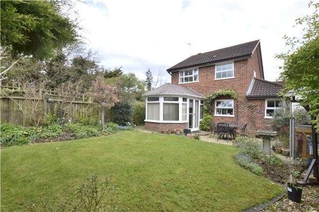 3 Bedrooms Detached House for sale in North Upton Lane, Barnwood, GLOUCESTER, GL4 3TR