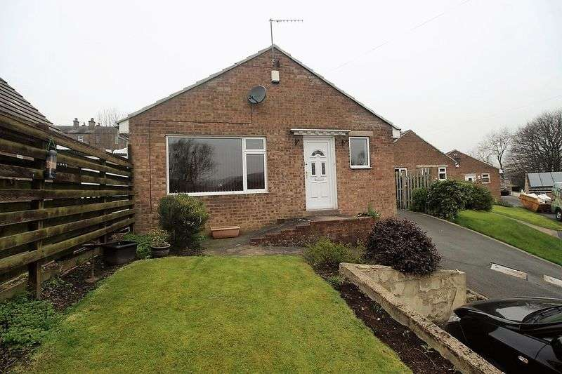 2 Bedrooms Detached Bungalow for sale in Shaw Close, Holywell Green