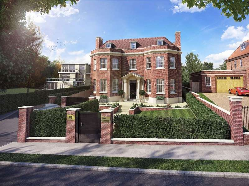7 Bedrooms House for sale in Winnington Road, Hampstead Garden Surburb, N2