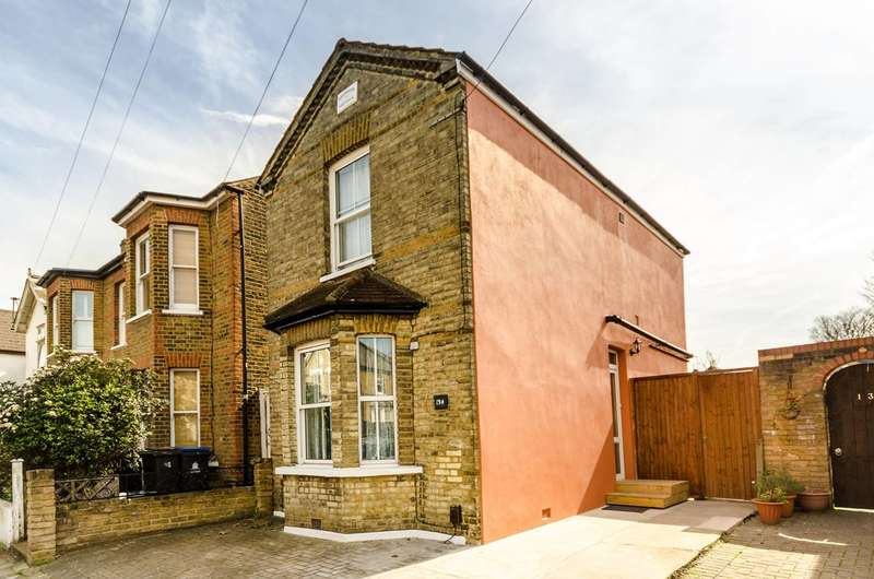 3 Bedrooms Detached House for sale in Canbury Park Road, Kingston, KT2