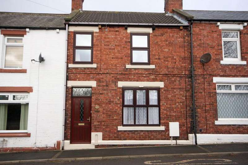 3 Bedrooms Terraced House for sale in Hawthorne Terrace, Pelton Fell, Chester-le-Street DH2 2QY