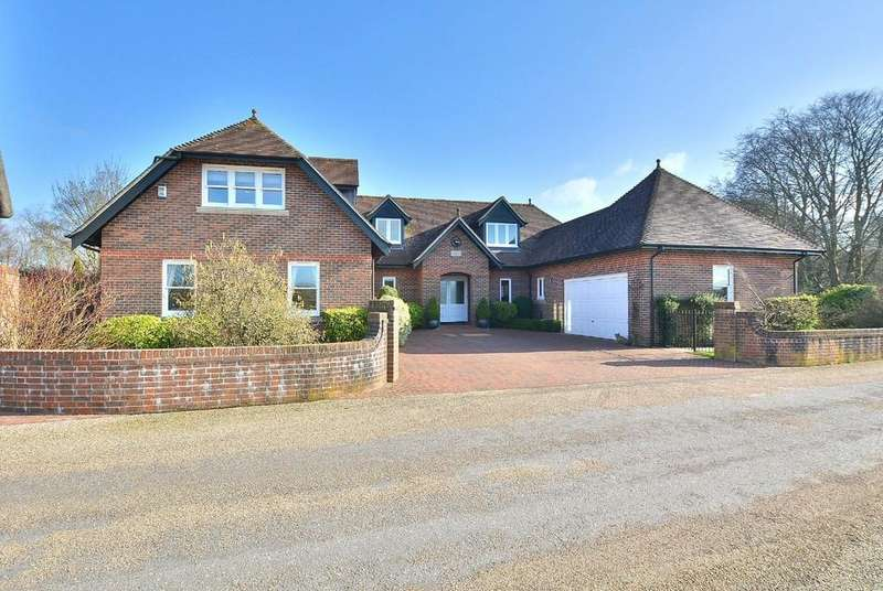5 Bedrooms Detached House for sale in Witchampton Mill, Witchampton