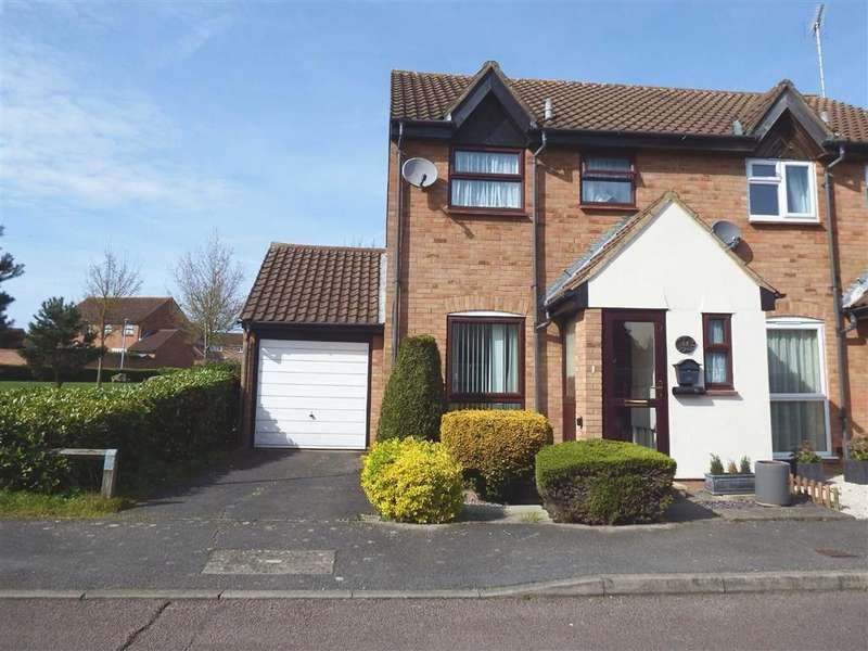 3 Bedrooms Semi Detached House for sale in The Pastures, Stevenage, Hertfordshire, SG2