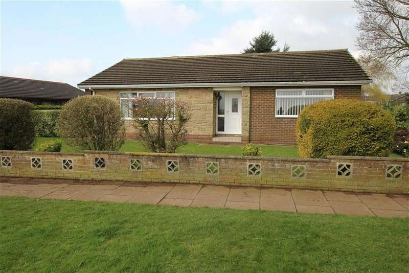 2 Bedrooms Detached Bungalow for sale in Glaisdale Gardens, Shildon, County Durham