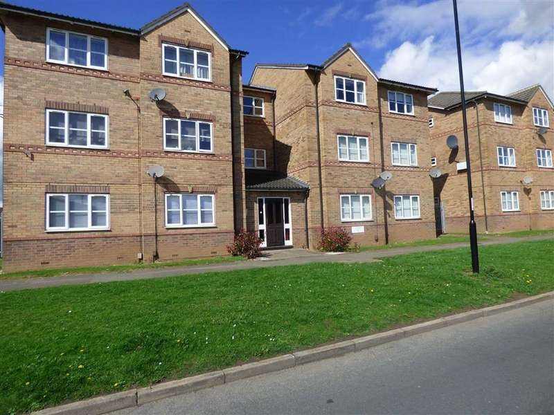 1 Bedroom Flat for sale in Lingfield Court, Coventry
