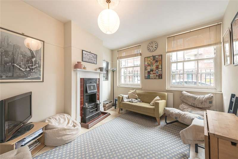 2 Bedrooms Flat for sale in Halton Road, London, N1