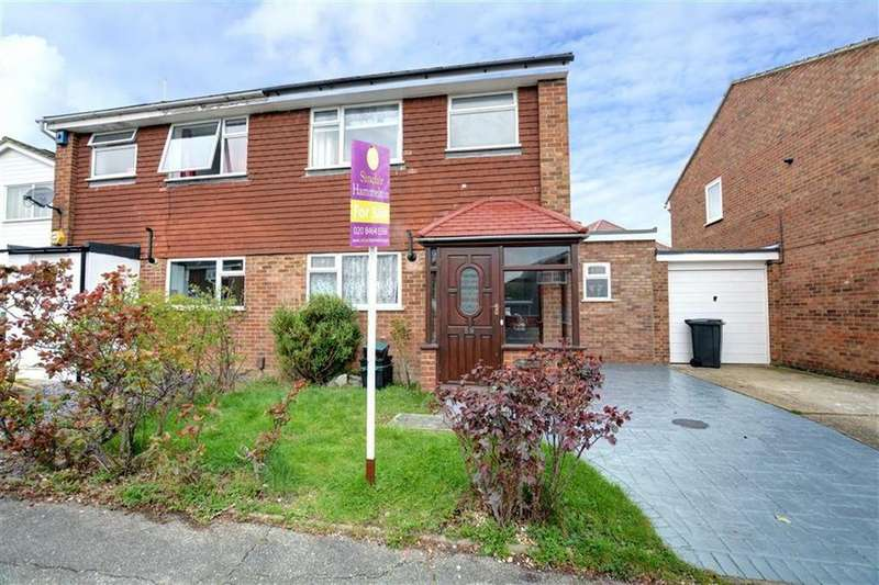 4 Bedrooms Semi Detached House for sale in Powster Road, Bromley, Kent
