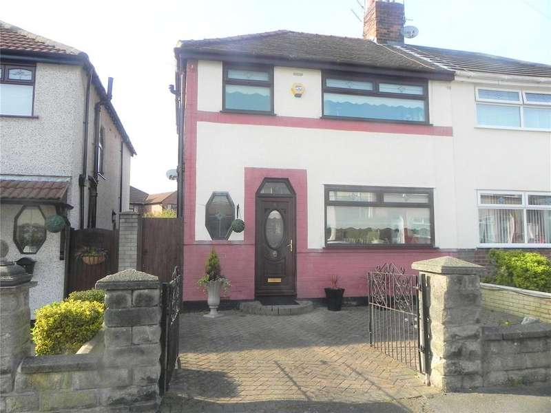 3 Bedrooms Semi Detached House for sale in Henley Avenue, Litherland, L21