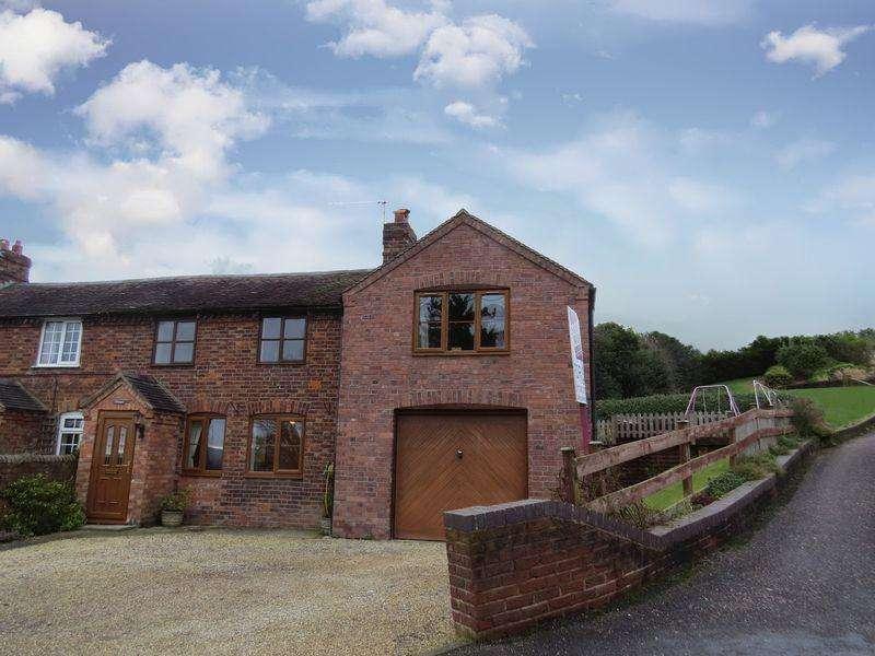 3 Bedrooms Semi Detached House for sale in Polesgate, Pontesbury, Shrewsbury, SY5 0YL