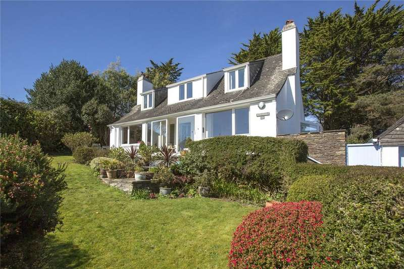 3 Bedrooms Detached House for sale in Sea Road, Carlyon Bay, St. Austell, Cornwall, PL25