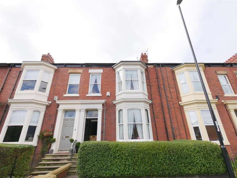 4 Bedrooms Terraced House for sale in The Craiglands, Ashbrooke, Sunderland