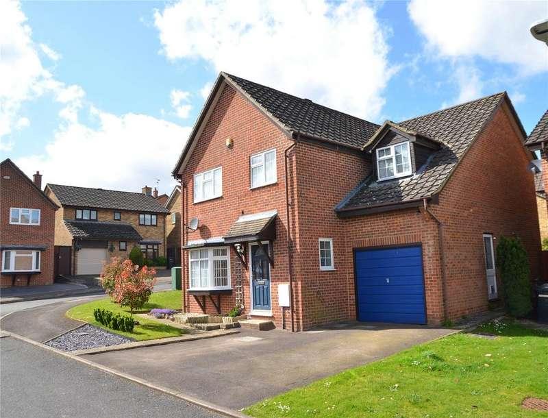 4 Bedrooms Detached House for sale in Highworth Way, Tilehurst, Reading, Berkshire, RG31