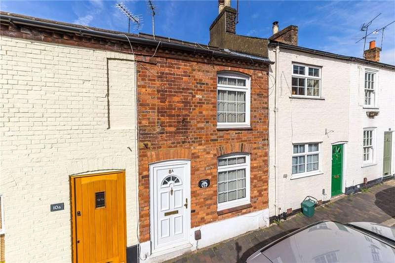 2 Bedrooms Terraced House for sale in Alma Cut, St. Albans, Hertfordshire