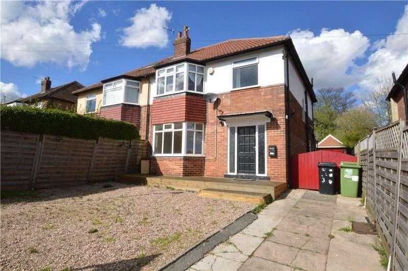 3 Bedrooms Semi Detached House for sale in Bentcliffe Avenue, Leeds, West Yorkshire