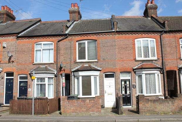 2 Bedrooms Terraced House for sale in Ramridge Road, Luton, LU2