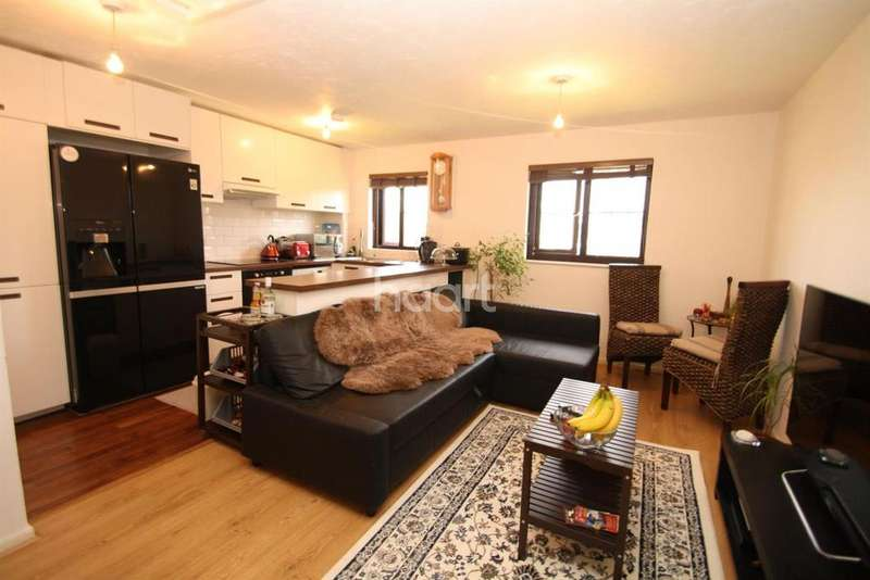 1 Bedroom Flat for sale in Conifer Way, North Wembley
