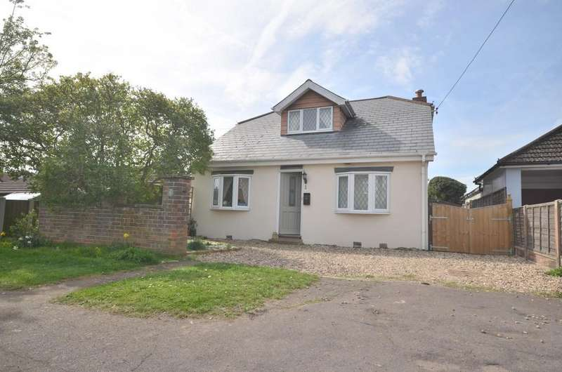 4 Bedrooms Detached Bungalow for sale in Suffolk Avenue, West Mersea
