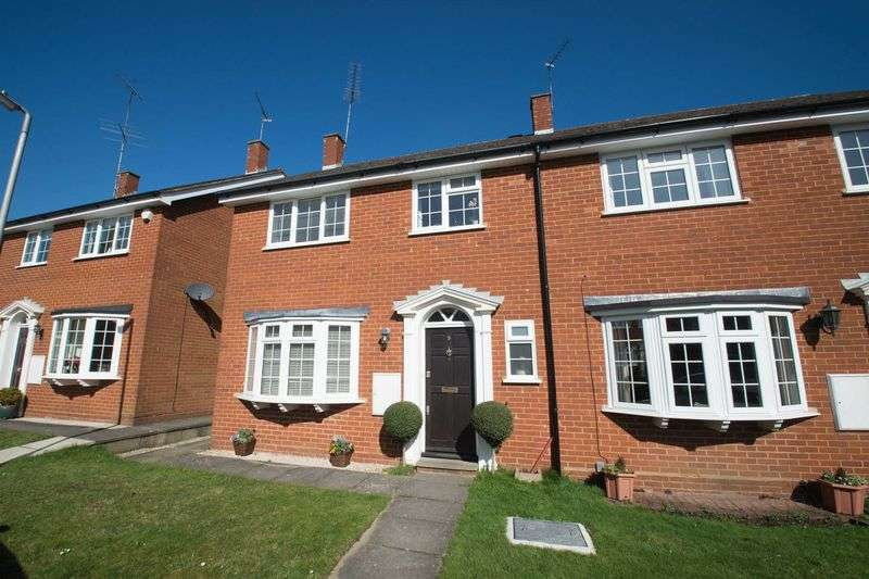 3 Bedrooms Semi Detached House for sale in Sefton Close, St. Albans